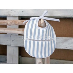 BLUE STRIPES  BIB