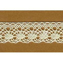 MERCERIZED LACE 002
