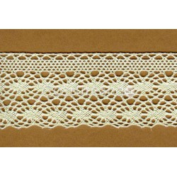 MERCERIZED LACE 006