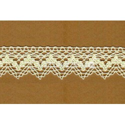 MERCERIZED LACE 008