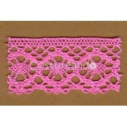 COTTON BOBBIN LACE 003