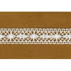 MERCERIZED LACE 013