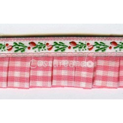 BOX PLEAT KITCHEN MOTIFS TRIM 001