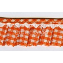 BOX PLEAT KITCHEN MOTIFS TRIM 002