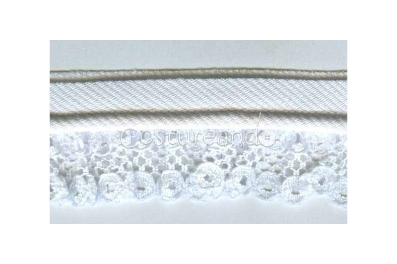 LACE EDGE BIAS PIPING 003