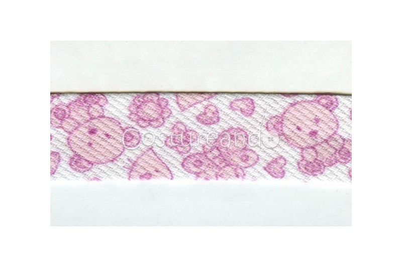 PRINTED BIAS BINDING 016