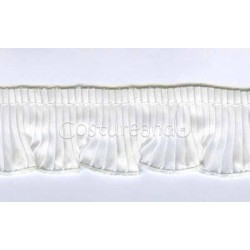 GATHERED TRIM SCALLOPED EDGED 004