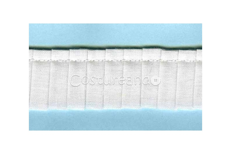 BATISTE BOX  PLEAT TRIM EDGING 002