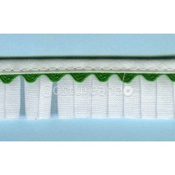 BATISTE BOX  PLEAT TRIM EDGING 004