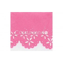 SATIN DIE CUT RIBBON 003