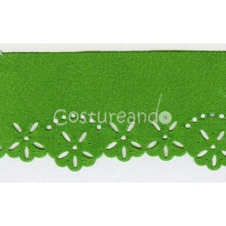 SATIN DIE CUT RIBBON 004