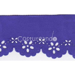 SATIN DIE CUT RIBBON 008