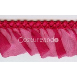 RUFFLED SHEER RIBBON 004