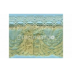 RUFFLE NYLON LACE TRIM 019