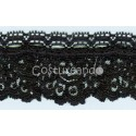 RUFFLE NYLON LACE TRIM 053