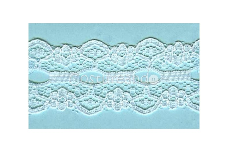 NYLON LACE TRIM 044