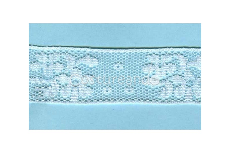 NYLON LACE TRIM 057