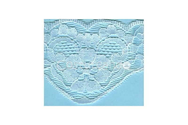 NYLON LACE TRIM 058