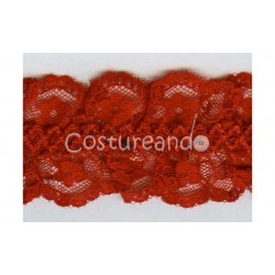 RUFFLE LACE GALLON. 011
