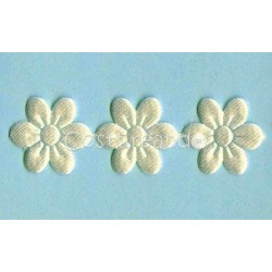 FLOWER TRIM BRAID 005