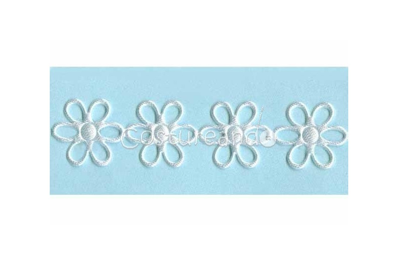 FLOWER TRIM BRAID 010