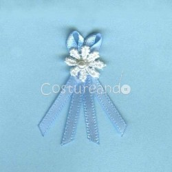 SATIN APPLIQUE 016