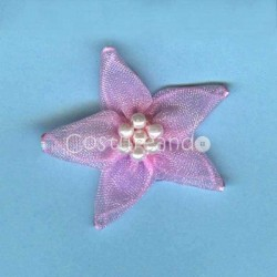 ORGANZA RIBBON APPLIQUE 010