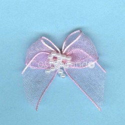 ORGANZA RIBBON APPLIQUE 019